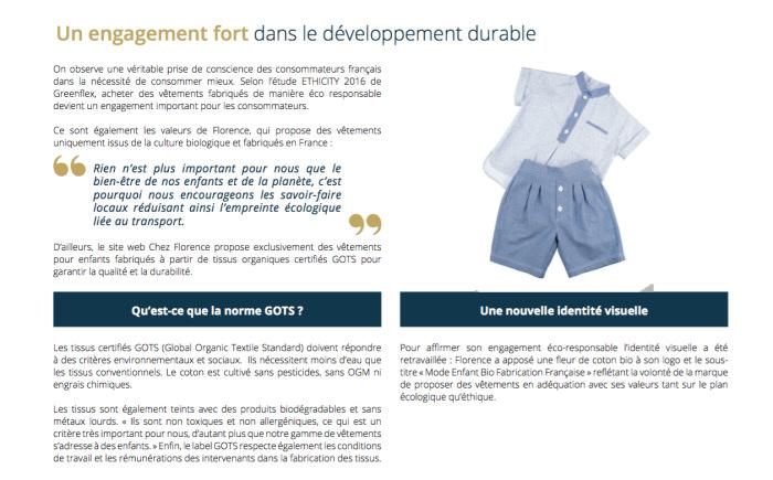 Marque EnfantsSort Sa De FlorenceLa Pour Vêtements Chez YIDHEW29