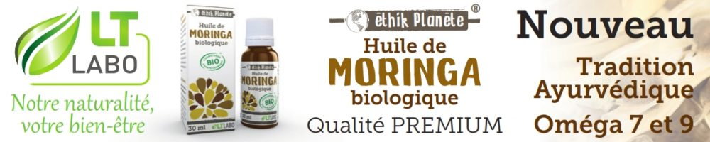 Huile de Moringa biologique