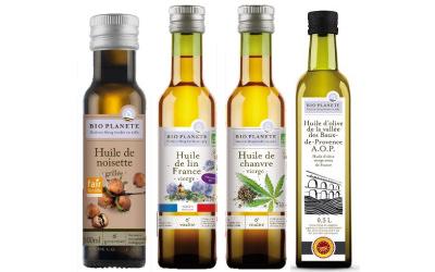 4 huiles BIO PLANÈTE remportent le prix « meilleur produit BIO 2020 »