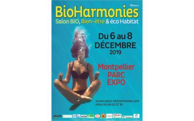 Partagez le salon Bio&Harmonies 2019 dans vos réseaux….