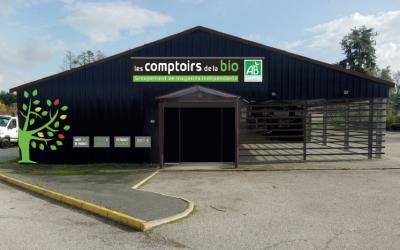 Les Comptoirs de La Bio inaugurent trois nouveaux magasins