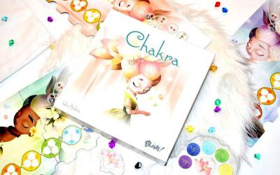 Chakra : le jeu bien-être et sérénité