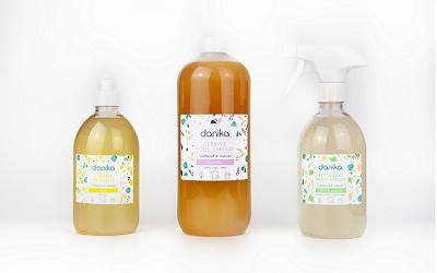 Danika : le ménage écologique