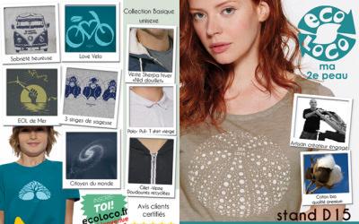EcoLoco : N°1 du T shirt bio en France