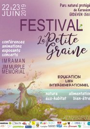 "festival ""la petite graine"" - Erdeven - 22-23 juin 2019"