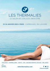 Salon les Thermalies - Paris - 23-26 janvier 2020