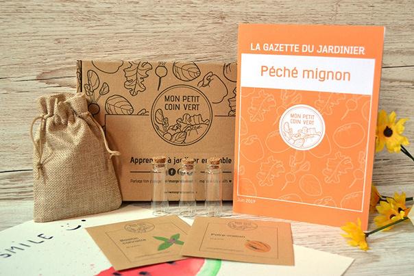 Cadeau De Noël Le Jardinage Par Abonnement A Le Vent En
