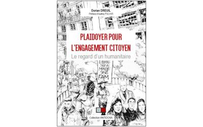 Découvrez l'ouvrage «Plaidoyer pour l'engagement citoyen»