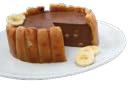 Bavarois Chocolat Banane