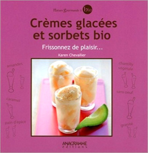 Crèmes glacées et sorbets bio