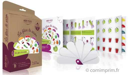 Kit créatif : la fleur de saison