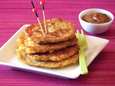 Pancakes de pommes