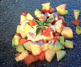 Salade de fin d'été
