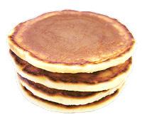 Pancakes aux yaourts maison