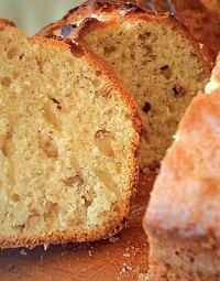 Cake protéiné au miel et agrumes