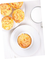 Muffins crevettes et curry