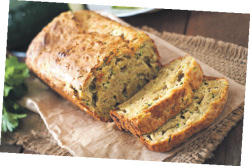 Cake-courgettes