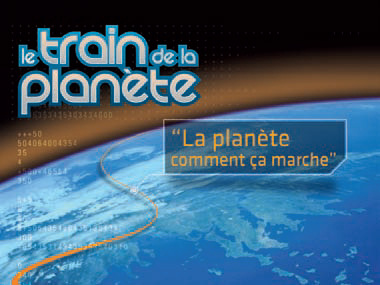 Train pour la planète