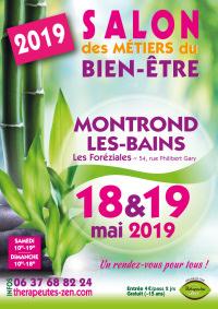 Salon des métiers du bien-être - Montrond-les-bains - 18-19 mars 2019