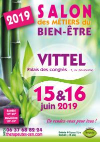 Salon des métiers du bien-être - Vittel - 15-16 juin 2019