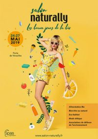 Salon Naturally - Paris - 24-27 mai 2019