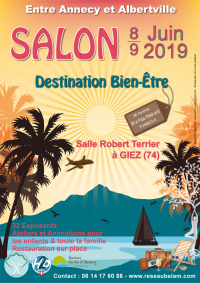 Salon Destination Bien-être - Giez - 8-9 juin 2019