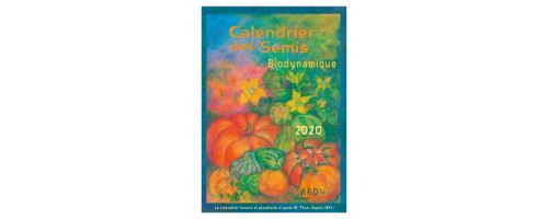 Calendrier Des Semis Biodynamique.Calendrier Des Semis Biodynamique 2020 L Ecolomag