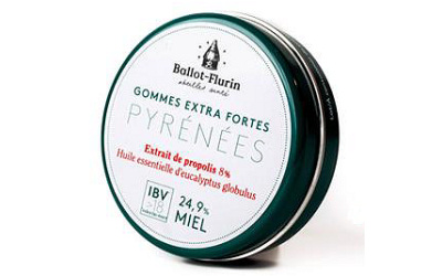 Ballot-Flurin -De nouvelles recettes pour les Gommes Pyrénées…??