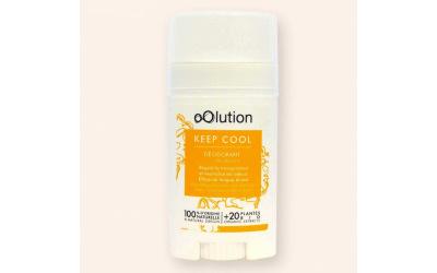 Le premier déodorant oOlution !