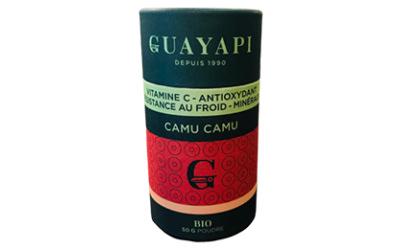 CAMU-CAMU champion de la Vitamine C