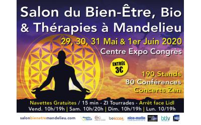 Mandelieu, le Salon du Bien Etre reporté en mai