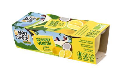 Desserts Végétaux Coco & Fruits signés DANIVAL