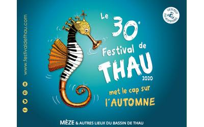 Le Festival de Thau reporte sa 30e édition et met le cap sur l'automne
