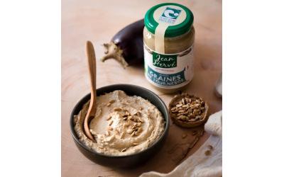 Jean Hervé lance sa purée 100% graines de tournesol