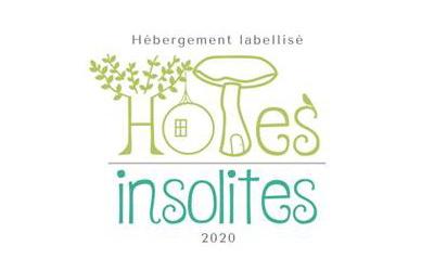 Label Hôtes-Insolites : premier label professionnel dédié aux hébergements insolites