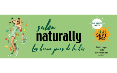 Le Salon Naturally est reporté en septembre, mais…