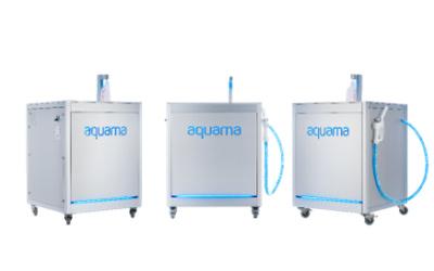 Aquama, solution virucide sans danger pour la santé et l'environnement