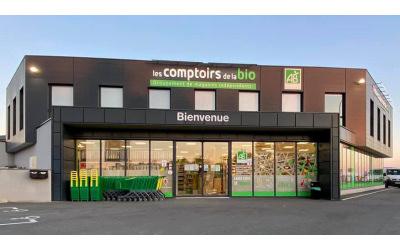 Les Comptoirs de la Bio inaugurent le click & collect sur Montauban (82) !