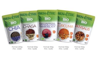 Super-aliments et compléments alimentaires de Madia Bio