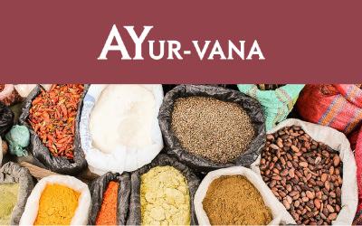 AYur-vana : épices, infusions et thé ayurvédiques