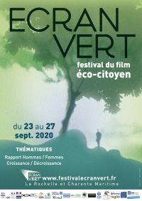 Festival Ecran Vert du 23 au 27 septembre à La Rochelle