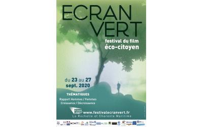 Festival Ecran Vertdu 23 au 27 septembre à La Rochelle