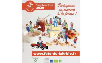 Fête du lait bio : L'événement revient tous les week-ends de septembre