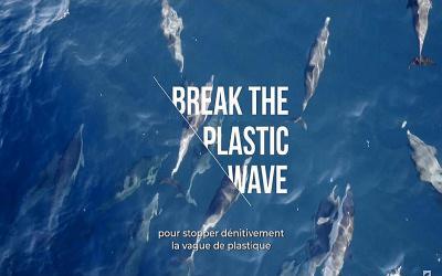 Surfrider Europe Foundation pour stopper la déferlante de plastique