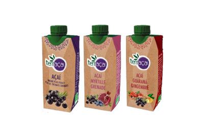 Nouveaux produits bio – Les boissons à l'açaí de Terraçaí