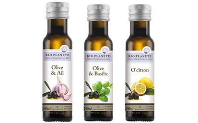BIO PLANÈTE : nouveautés huiles 100 ml