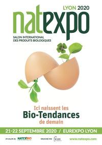 Salon Natexpo les 21 et 22 septembre 2020 à Lyon