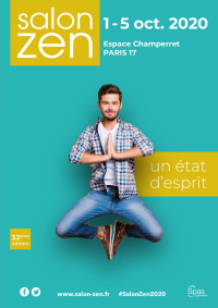 Salon ZEN du 1 au 5 octobre 2020 à Paris 17 (75)