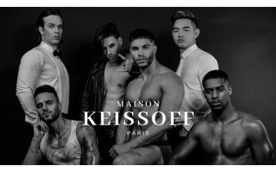 Maison Keissoff entre dans le secteur des cosmétiques pour Hommes