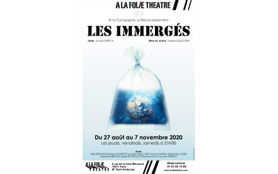 Les immergés, une pièce de théâtre écolo sur la montée des eaux